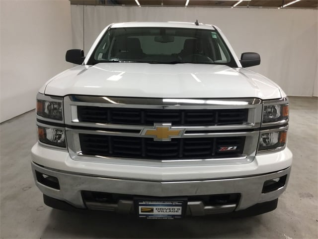2014 Silverado 1500 Double Cab 4x4,  Pickup #B146R1269 - photo 6