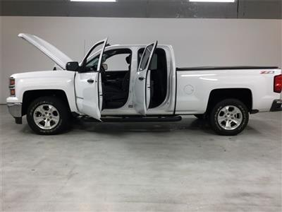 2014 Silverado 1500 Double Cab 4x4,  Pickup #B146R1269 - photo 3