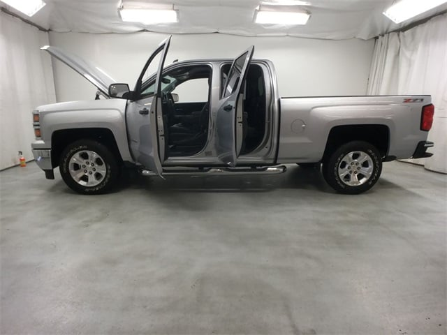 2014 Silverado 1500 Double Cab 4x4,  Pickup #B149R0885 - photo 3