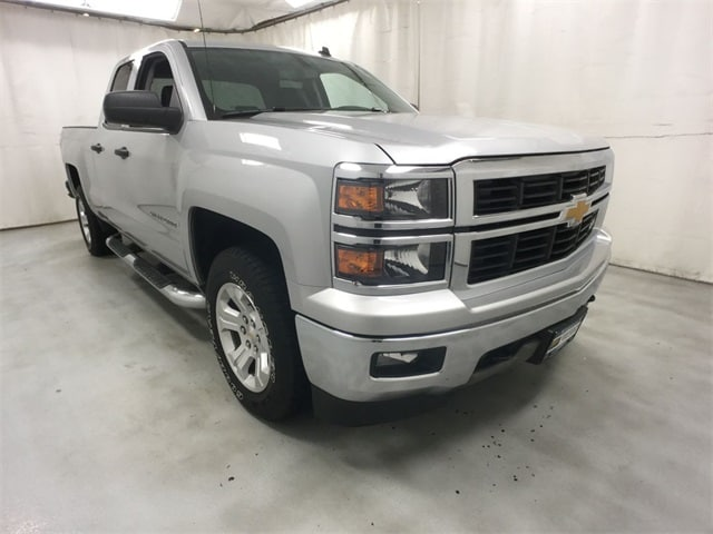 2014 Silverado 1500 Double Cab 4x4,  Pickup #B149R0885 - photo 5