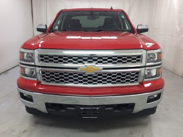 2014 Silverado 1500 Double Cab 4x4,  Pickup #B149R9051 - photo 9