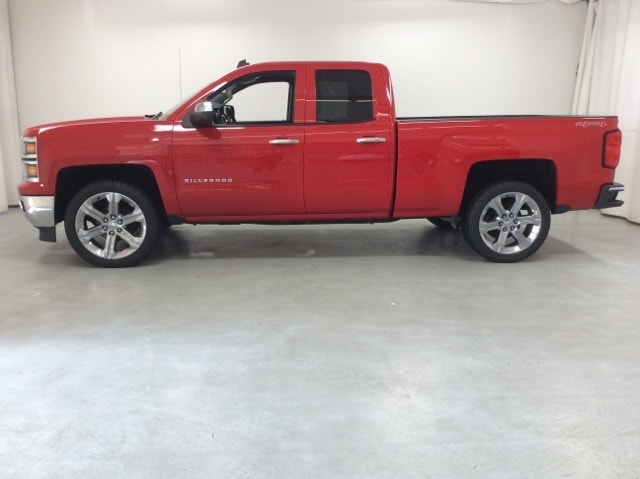 2014 Silverado 1500 Double Cab 4x4,  Pickup #B149R9051 - photo 6