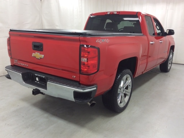 2014 Silverado 1500 Double Cab 4x4,  Pickup #B149R9051 - photo 3