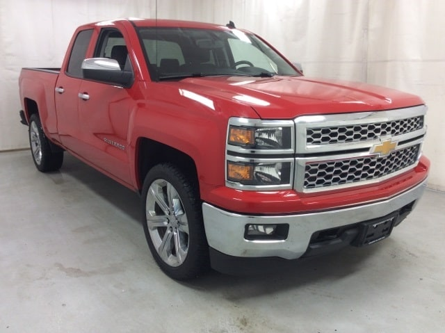 2014 Silverado 1500 Double Cab 4x4,  Pickup #B149R9051 - photo 8