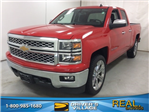2014 Silverado 1500 Double Cab 4x4,  Pickup #B149R9051 - photo 1