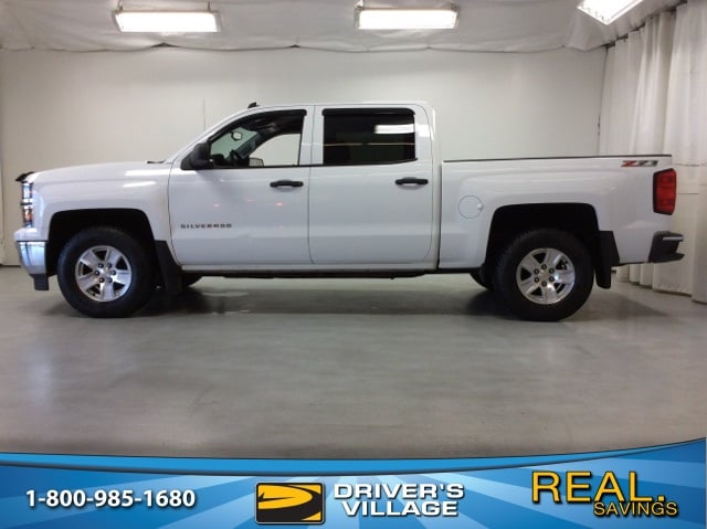2014 Silverado 1500 Crew Cab 4x4,  Pickup #B14UR9658 - photo 3