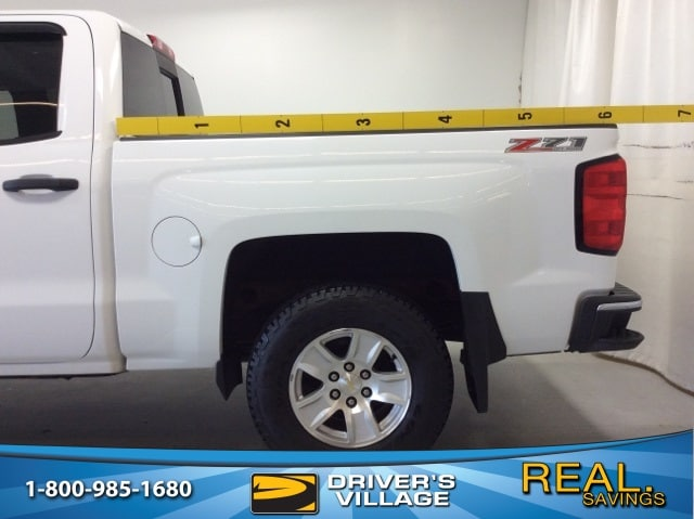 2014 Silverado 1500 Crew Cab 4x4,  Pickup #B14UR9658 - photo 4