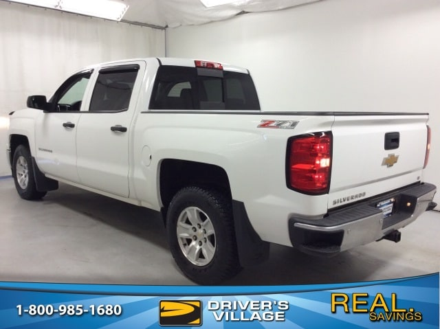 2014 Silverado 1500 Crew Cab 4x4,  Pickup #B14UR9658 - photo 2