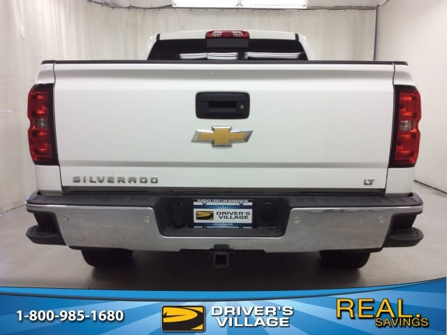 2014 Silverado 1500 Crew Cab 4x4,  Pickup #B14UR9658 - photo 5