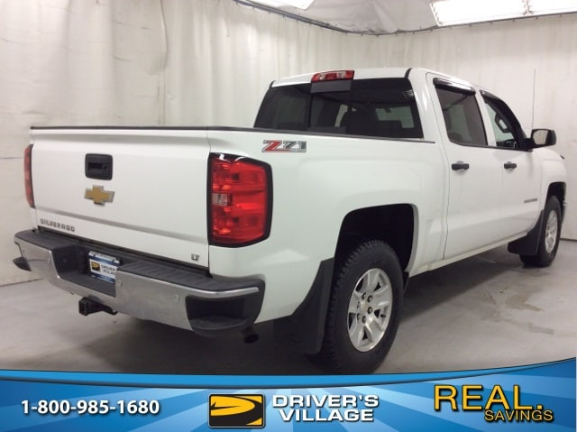 2014 Silverado 1500 Crew Cab 4x4,  Pickup #B14UR9658 - photo 7
