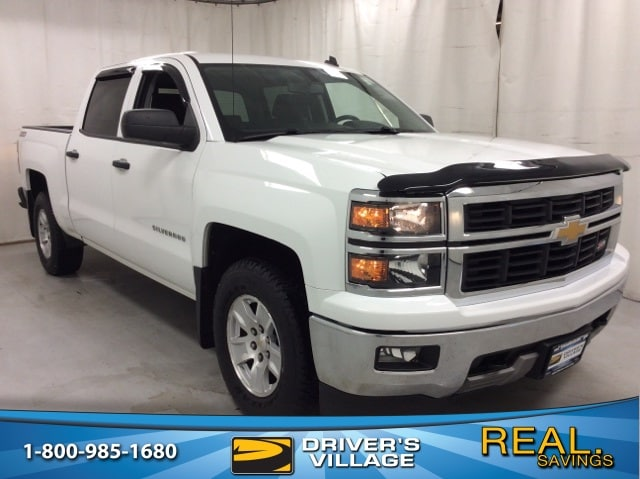 2014 Silverado 1500 Crew Cab 4x4,  Pickup #B14UR9658 - photo 8