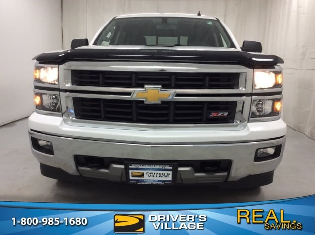2014 Silverado 1500 Crew Cab 4x4,  Pickup #B14UR9658 - photo 9