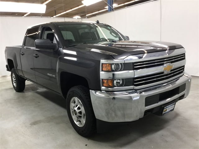 2015 Silverado 2500 Crew Cab 4x4,  Pickup #B156R1285 - photo 5