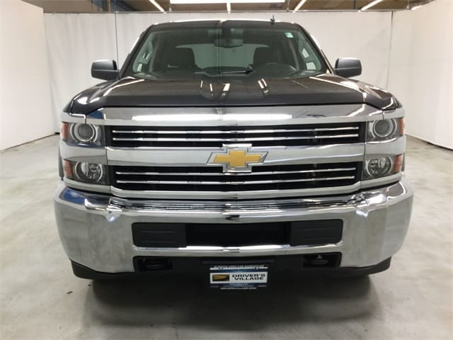 2015 Silverado 2500 Crew Cab 4x4,  Pickup #B156R1285 - photo 6