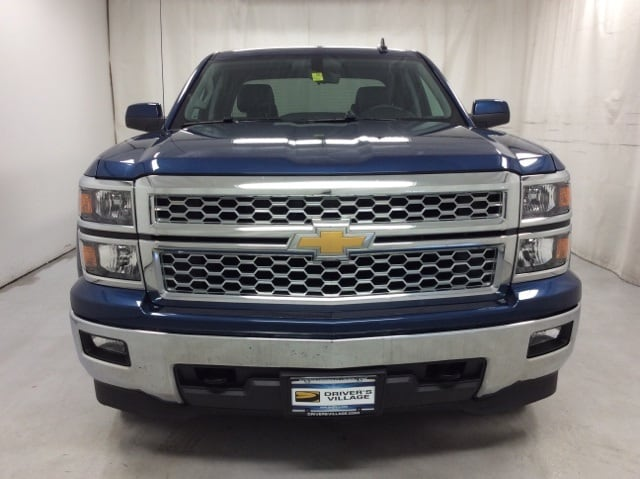 2015 Silverado 1500 Double Cab 4x4,  Pickup #B159H9638 - photo 9
