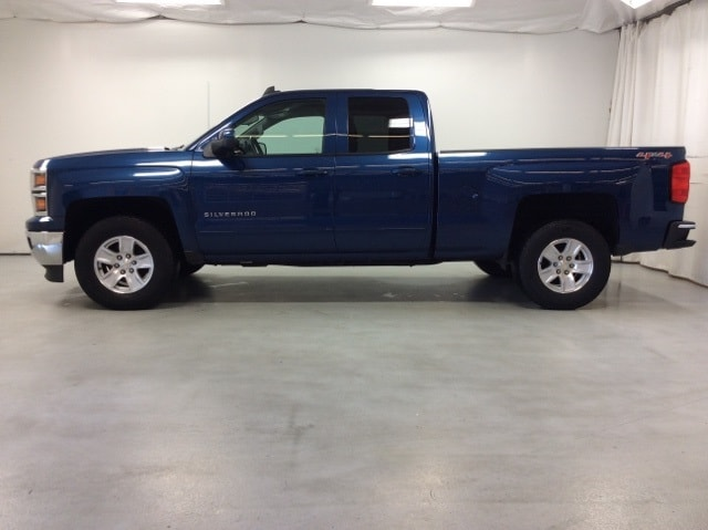 2015 Silverado 1500 Double Cab 4x4,  Pickup #B159H9638 - photo 3