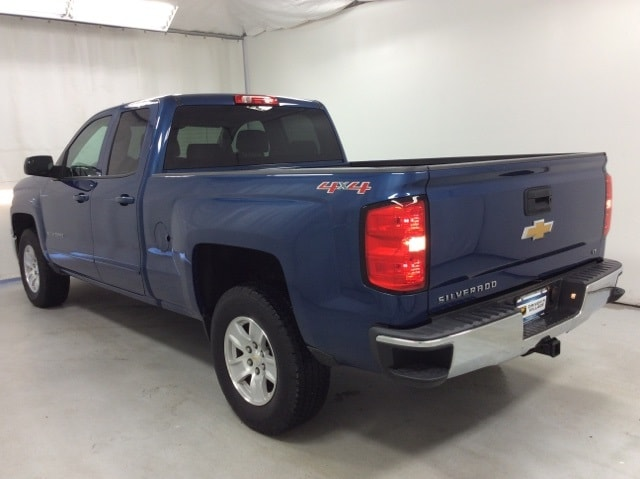 2015 Silverado 1500 Double Cab 4x4,  Pickup #B159H9638 - photo 2