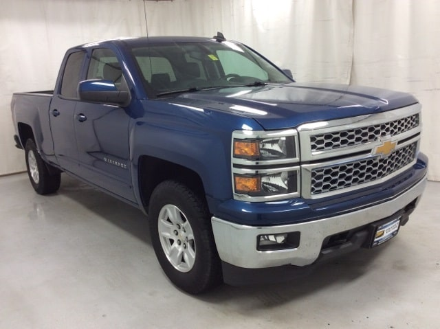 2015 Silverado 1500 Double Cab 4x4,  Pickup #B159H9638 - photo 8