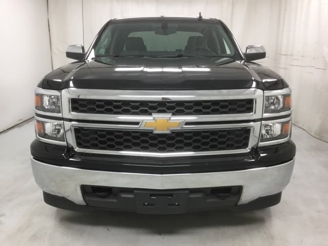 2015 Silverado 1500 Double Cab 4x4,  Pickup #B159R0385 - photo 8