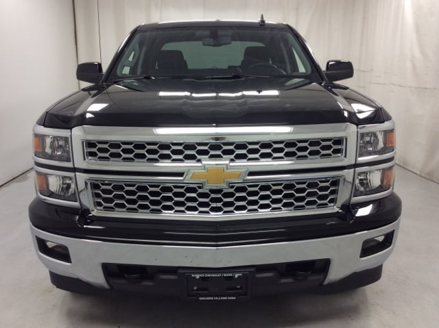 2015 Silverado 1500 Double Cab 4x4,  Pickup #B159R8964 - photo 9