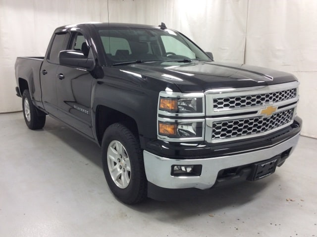 2015 Silverado 1500 Double Cab 4x4,  Pickup #B159R8964 - photo 8