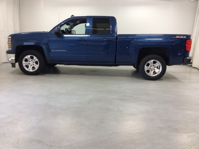 2015 Silverado 1500 Double Cab 4x4,  Pickup #B159R9439 - photo 3