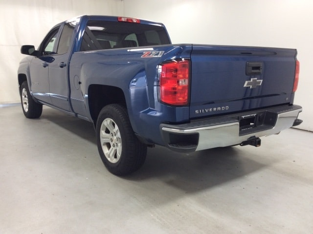 2015 Silverado 1500 Double Cab 4x4,  Pickup #B159R9439 - photo 2