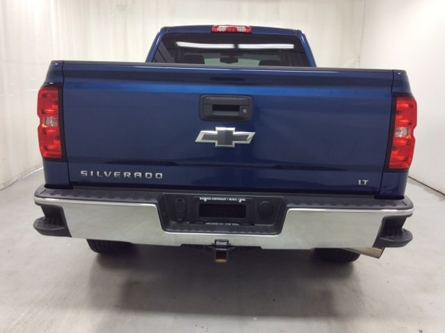 2015 Silverado 1500 Double Cab 4x4,  Pickup #B159R9439 - photo 4