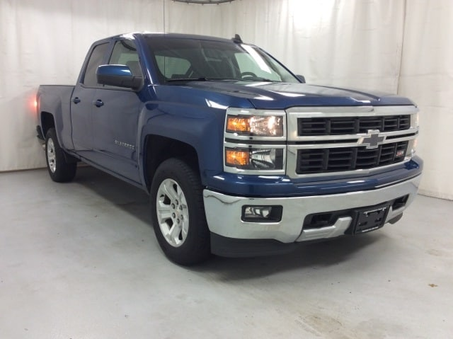 2015 Silverado 1500 Double Cab 4x4,  Pickup #B159R9439 - photo 7