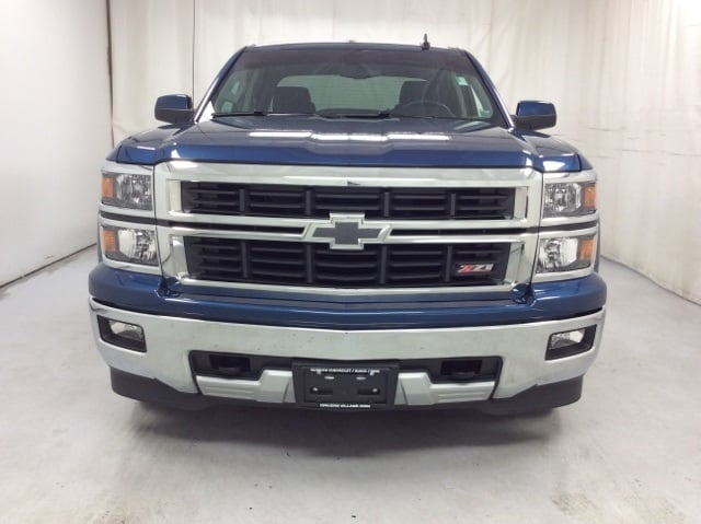 2015 Silverado 1500 Double Cab 4x4,  Pickup #B159R9439 - photo 8