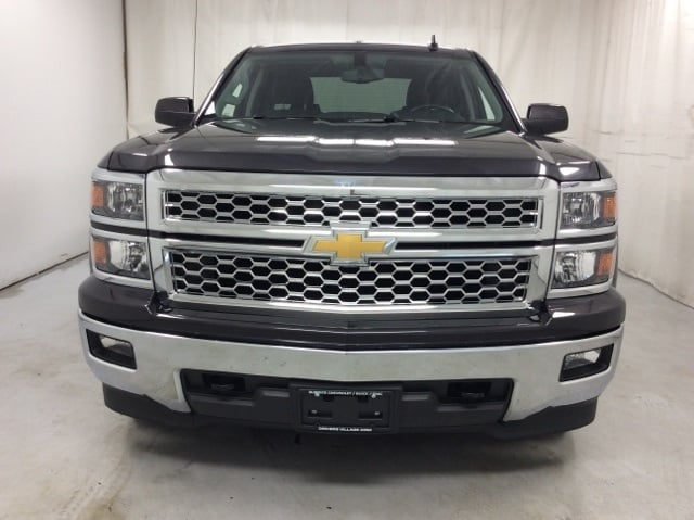 2015 Silverado 1500 Double Cab 4x4,  Pickup #B159R9442 - photo 9
