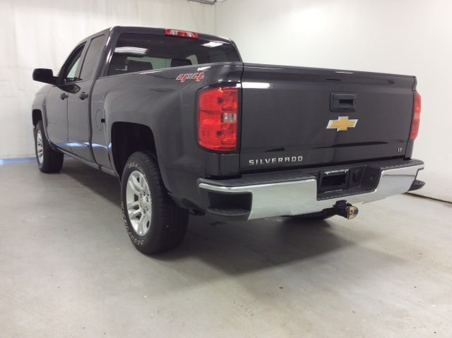 2015 Silverado 1500 Double Cab 4x4,  Pickup #B159R9442 - photo 2