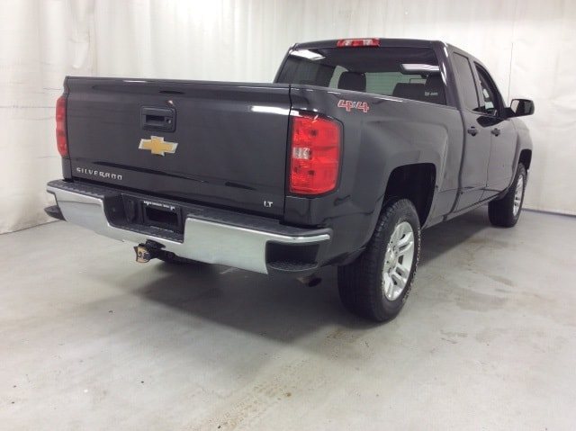 2015 Silverado 1500 Double Cab 4x4,  Pickup #B159R9442 - photo 7