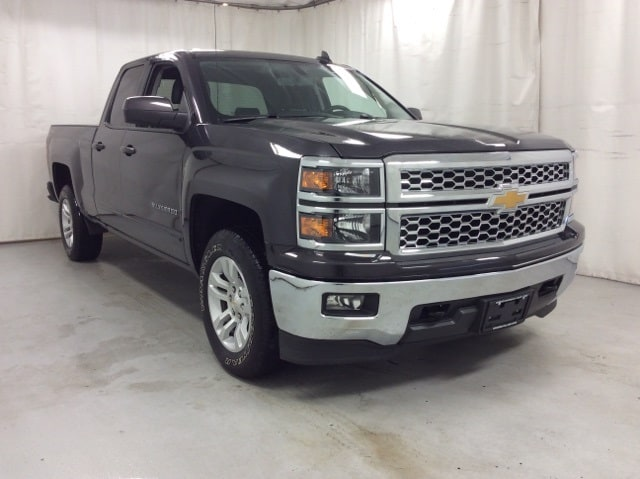 2015 Silverado 1500 Double Cab 4x4,  Pickup #B159R9442 - photo 8