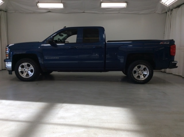 2015 Silverado 1500 Double Cab 4x4,  Pickup #B159R9711 - photo 3