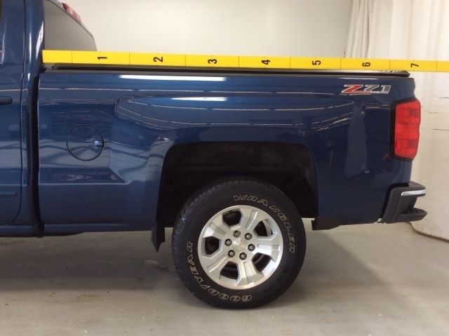 2015 Silverado 1500 Double Cab 4x4,  Pickup #B159R9711 - photo 4