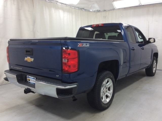2015 Silverado 1500 Double Cab 4x4,  Pickup #B159R9711 - photo 8