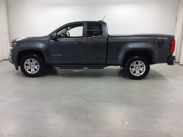 2015 Colorado Extended Cab 4x4,  Pickup #B15UR9233 - photo 3