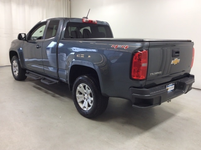 2015 Colorado Extended Cab 4x4,  Pickup #B15UR9233 - photo 2