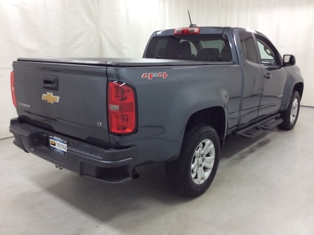 2015 Colorado Extended Cab 4x4,  Pickup #B15UR9233 - photo 5