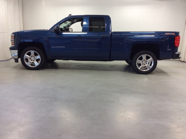 2015 Silverado 1500 Double Cab 4x4,  Pickup #B15UR9465 - photo 3