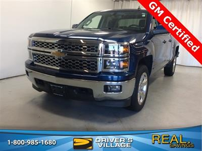 2015 Silverado 1500 Double Cab 4x4,  Pickup #B15UR9465 - photo 1