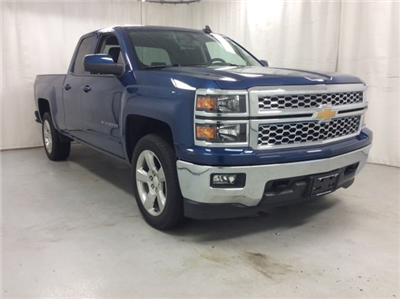 2015 Silverado 1500 Double Cab 4x4,  Pickup #B15UR9465 - photo 8