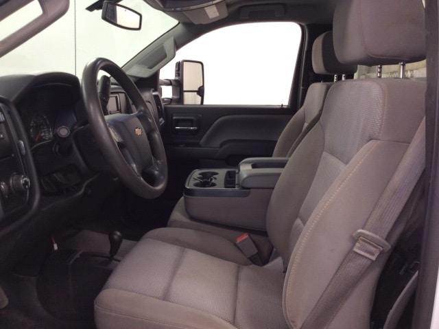 2015 Silverado 3500 Regular Cab 4x4,  Stake Bed #B15UR9606 - photo 18