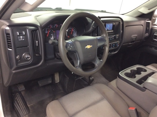 2015 Silverado 3500 Regular Cab 4x4,  Stake Bed #B15UR9606 - photo 21