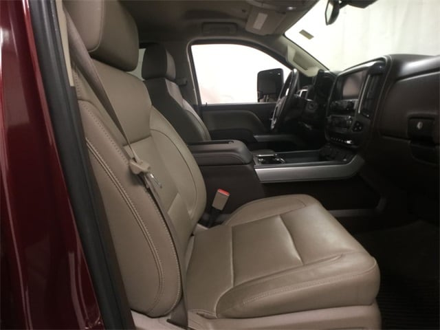 2016 Silverado 2500 Crew Cab 4x4,  Pickup #B165R0584 - photo 22