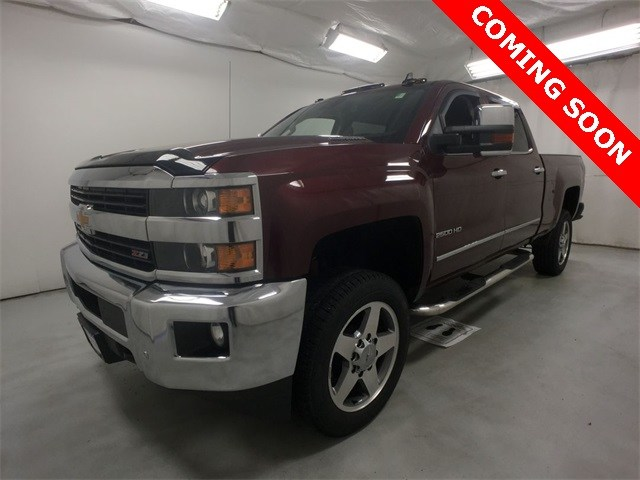 2016 Silverado 2500 Crew Cab 4x4,  Pickup #B165R0584 - photo 2