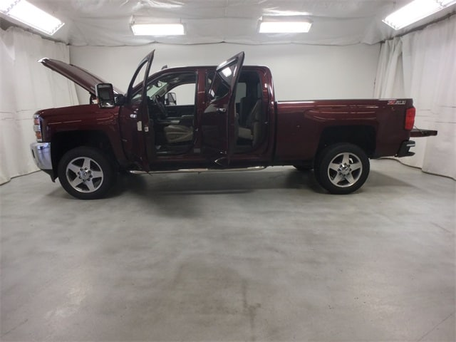 2016 Silverado 2500 Crew Cab 4x4,  Pickup #B165R0584 - photo 3