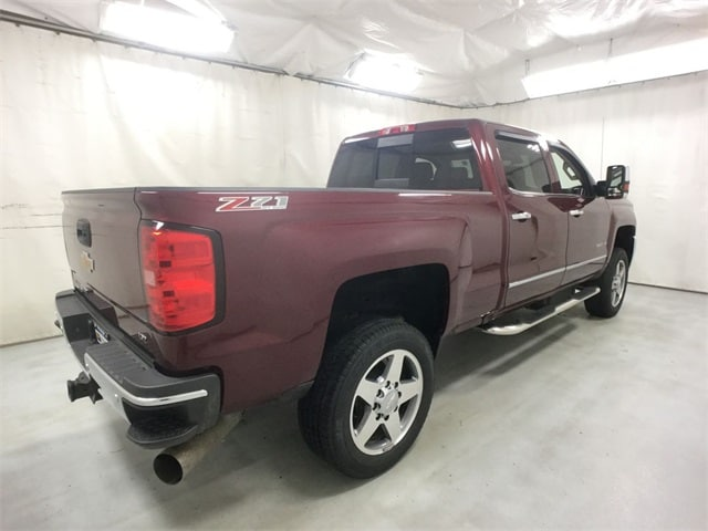 2016 Silverado 2500 Crew Cab 4x4,  Pickup #B165R0584 - photo 4
