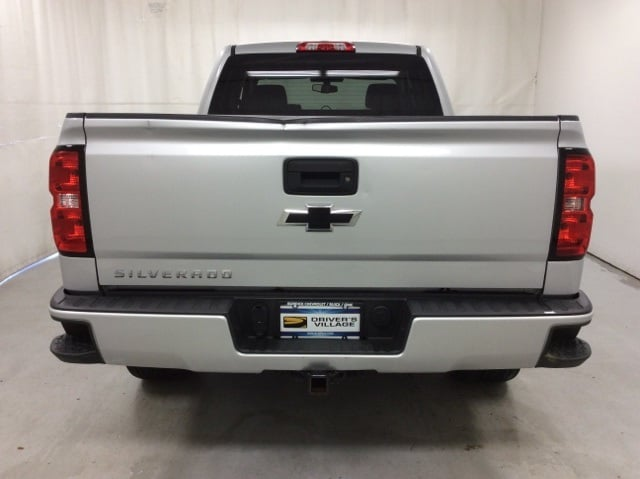 2016 Silverado 1500 Double Cab 4x4,  Pickup #B16UR9119 - photo 4